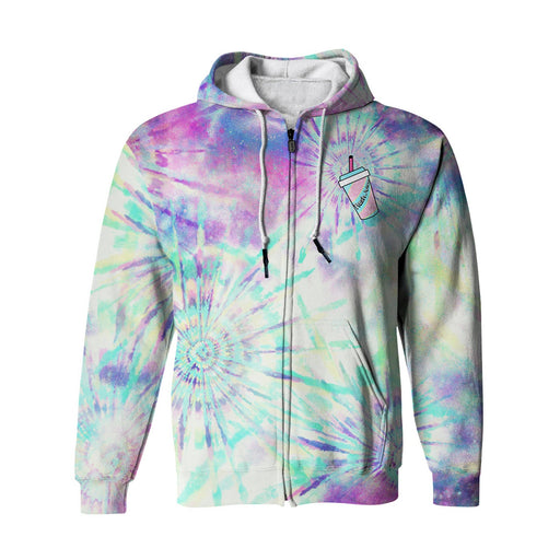 Fresh Shake Zip Up Hoodie