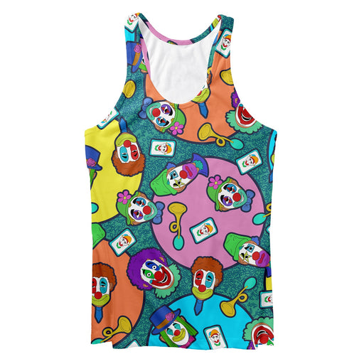 Clowns Tank Top
