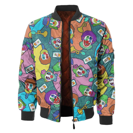 Clowns Bomber Jacket