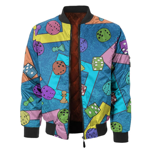 Dice Bomber Jacket