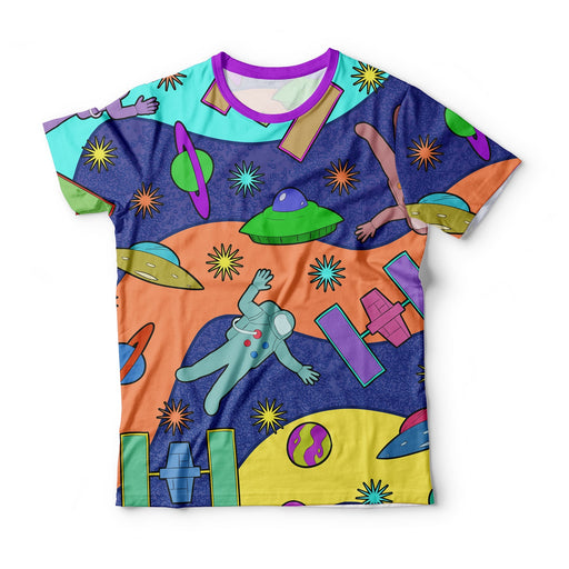 Spaceships T-Shirt