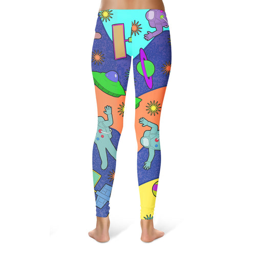 Spaceships Leggings