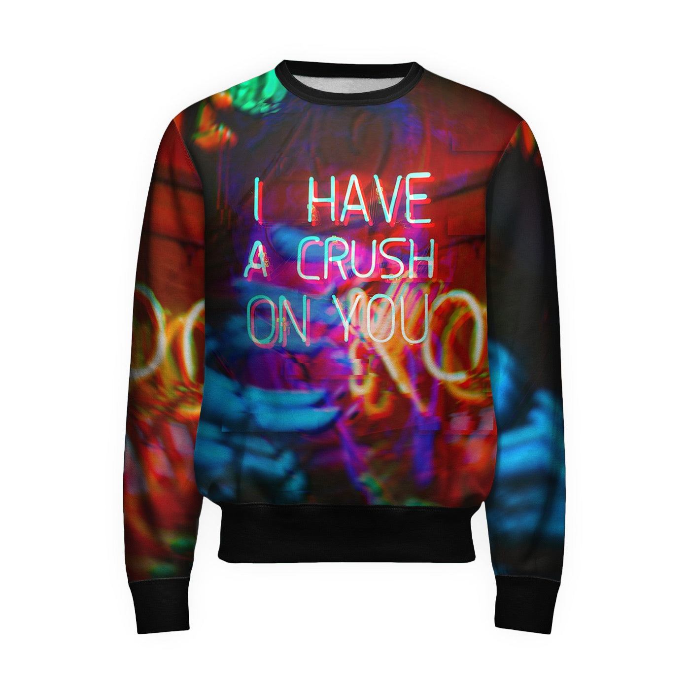 My Crush Sweatshirt