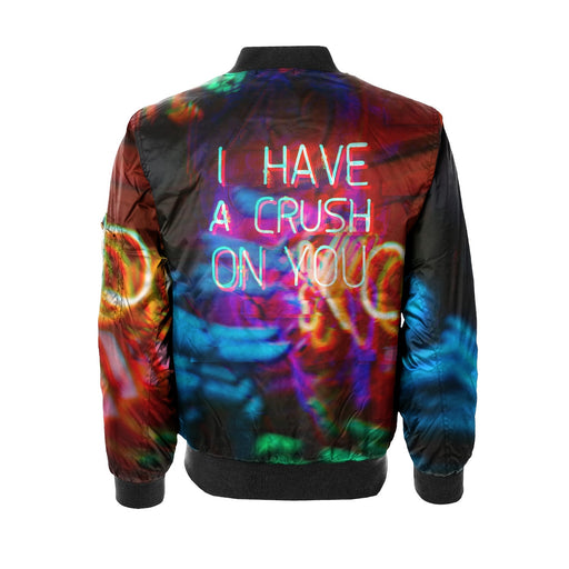 My Crush Bomber Jacket