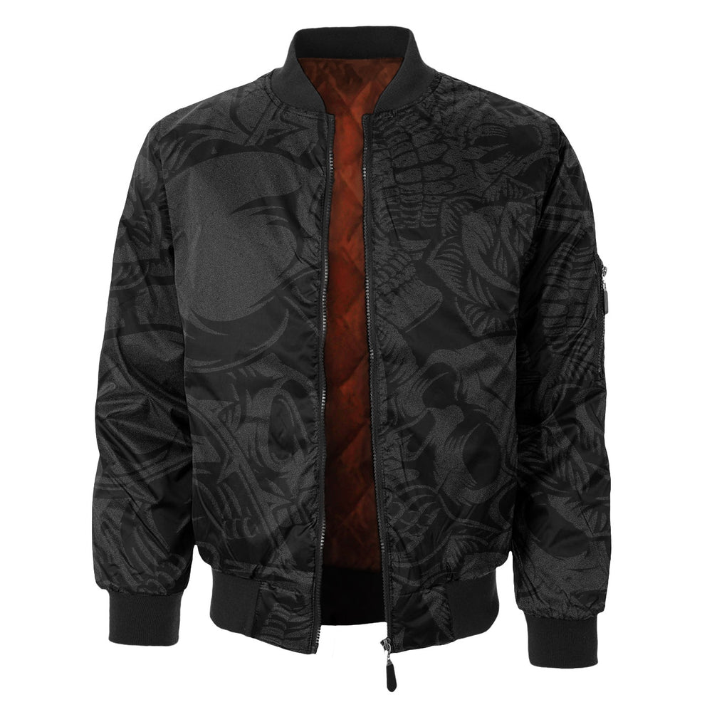 Brain Bomber Jacket