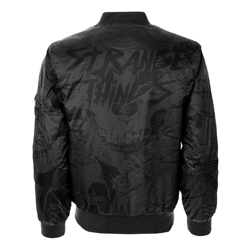 Strange Things Bomber Jacket