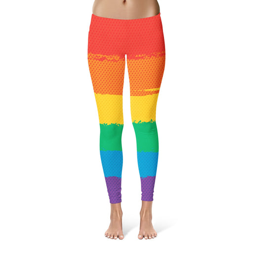 LGBTQ Rainbow Leggings