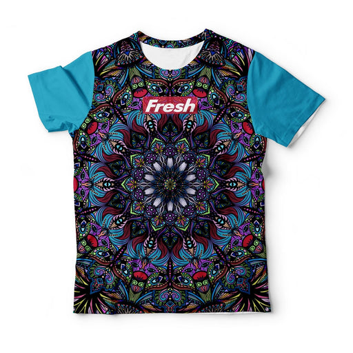 Fresh Tribe Doodle T-Shirt