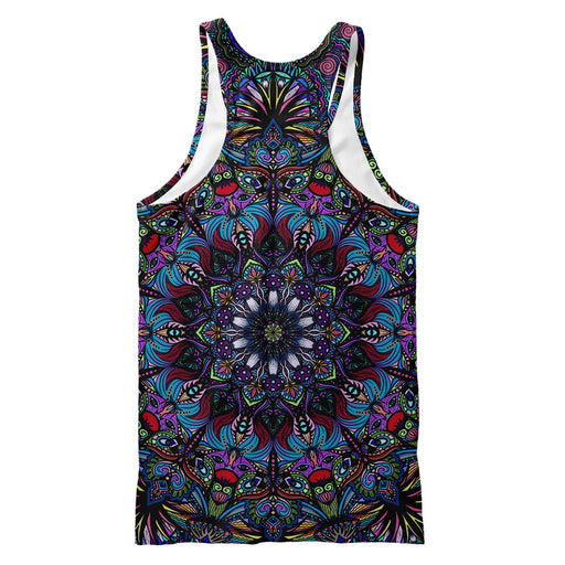 Fresh Tribe Doodle Tank Top