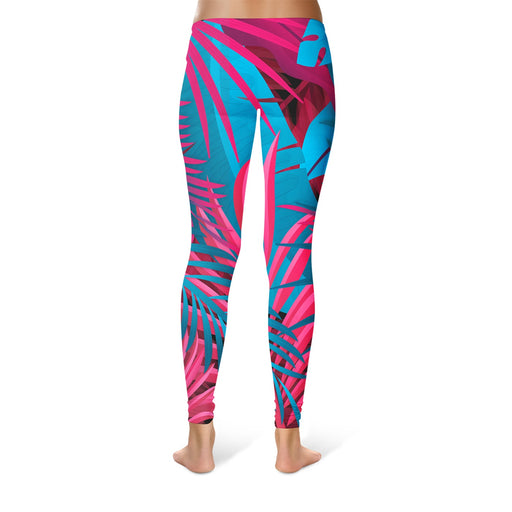 Tropical Sketch Leggings