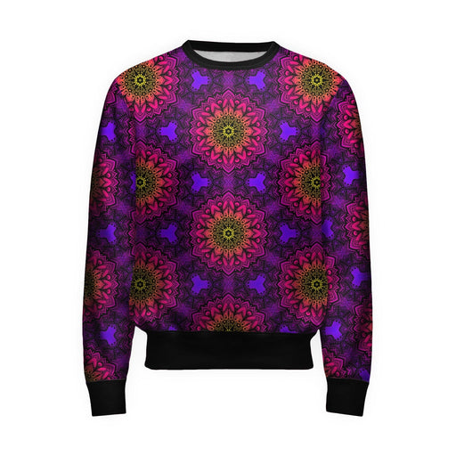 Mandala Effect Sweatshirt