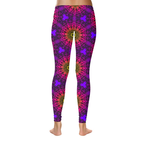 Mandala Effect Leggings