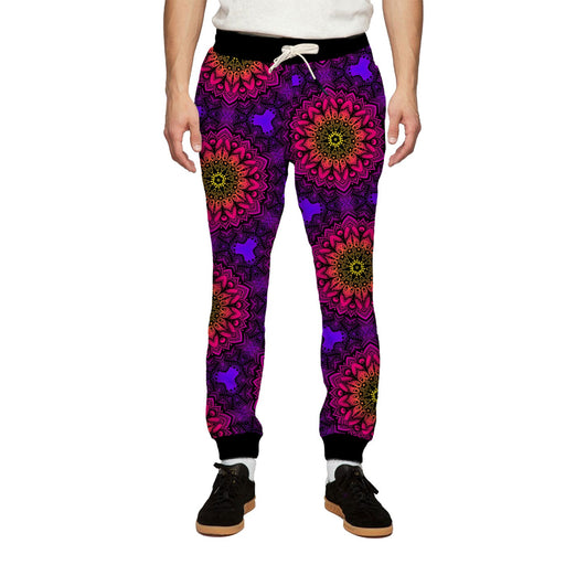 Mandala Effect Sweatpants