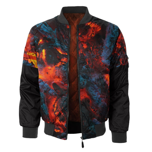 After The Fire Bomber Jacket