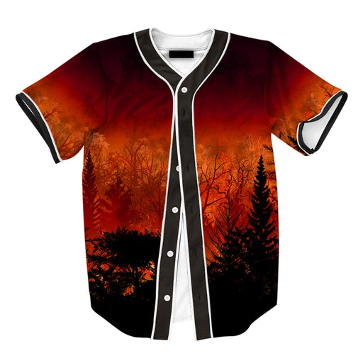 Forest In Flames Jersey