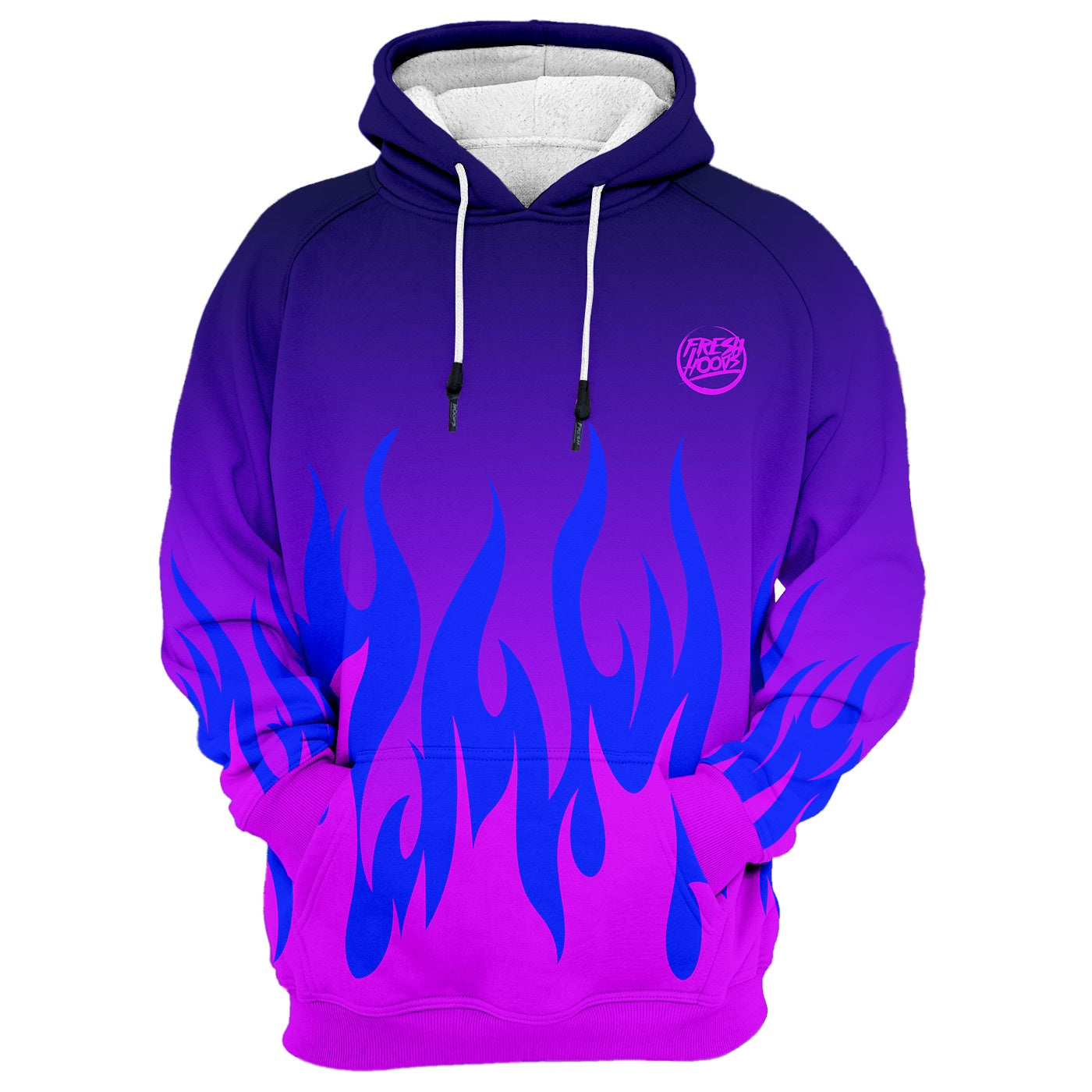 Burn In Colors Hoodie