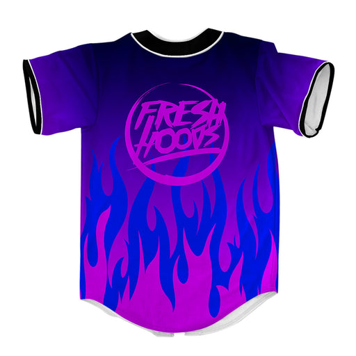 Burn In Colors Jersey