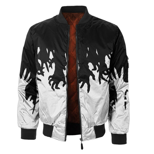 Zombies Hands Bomber Jacket