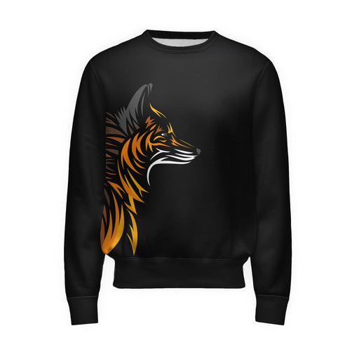 Tribal Fox Sweatshirt