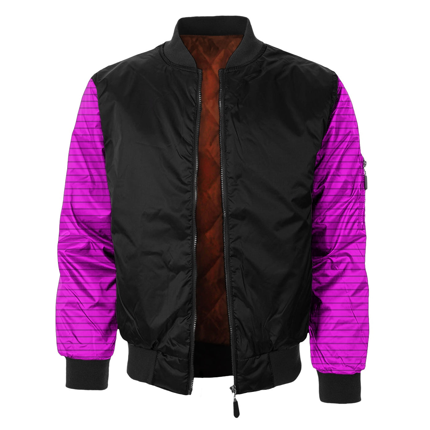 Retro God Bomber Jacket