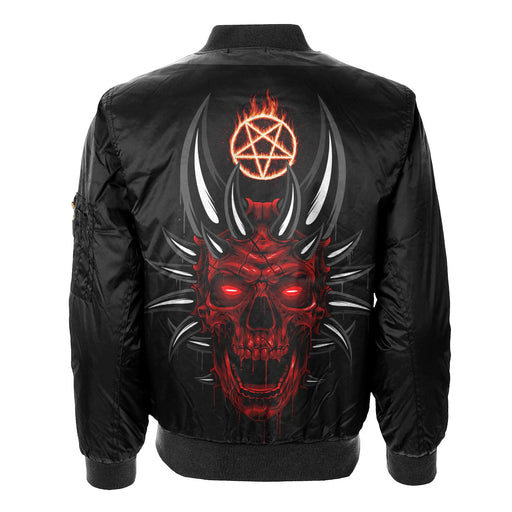 Demon Bomber Jacket