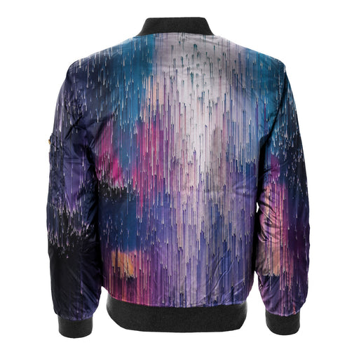 Ethereal Radiations Bomber Jacket