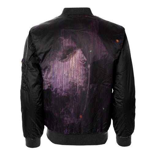 Head Floating in the Clouds Bomber Jacket