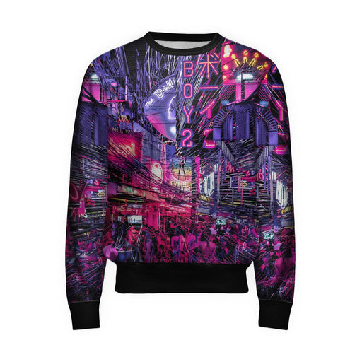 Light Runner Sweatshirt