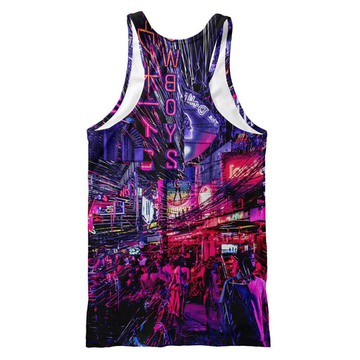 Light Runner Tank Top