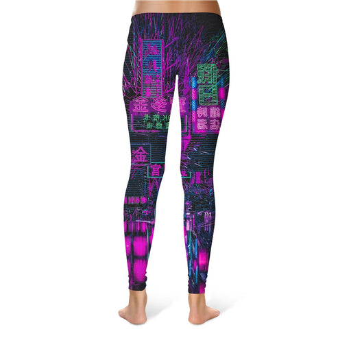 Night Mixer Leggings