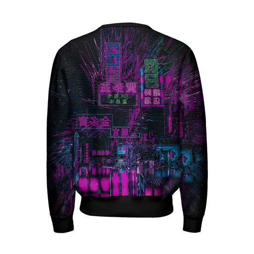 Night Mixer Sweatshirt