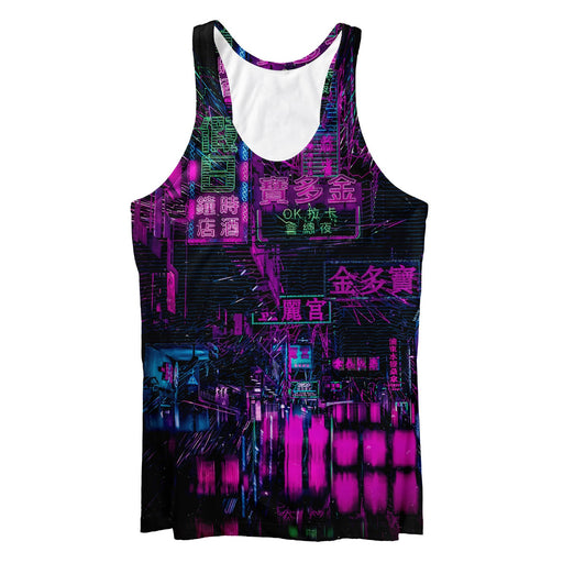 Night Mixer Tank Top