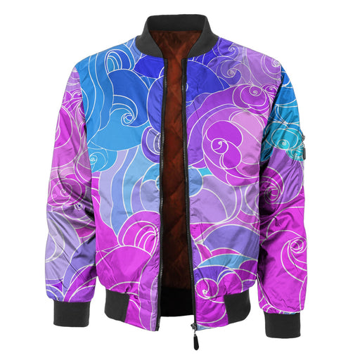 Acid Rain Bomber Jacket