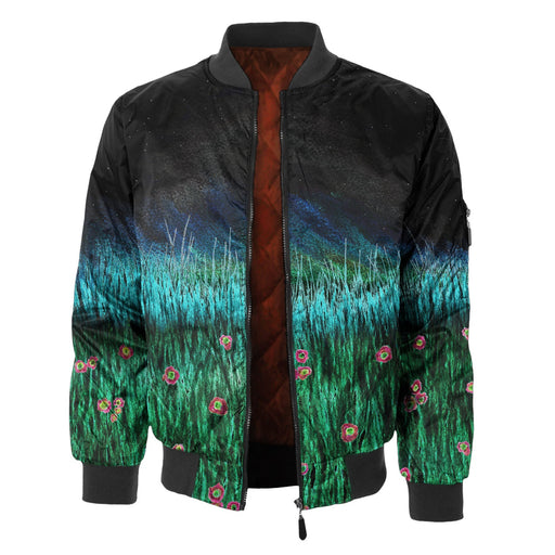 Out Of Reality Bomber Jacket