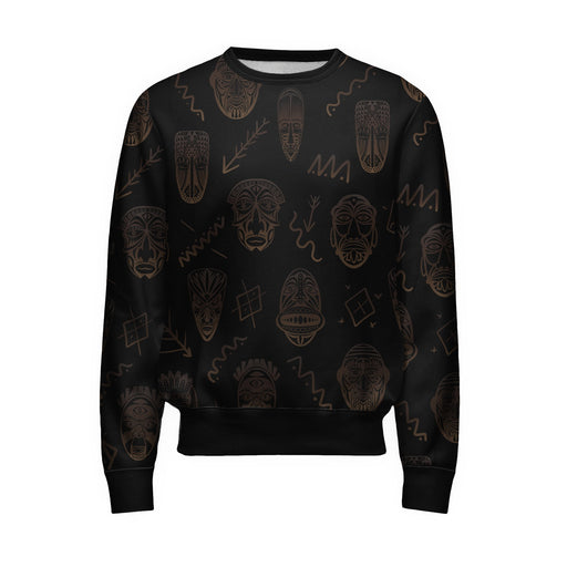 Tribe Face Sweatshirt