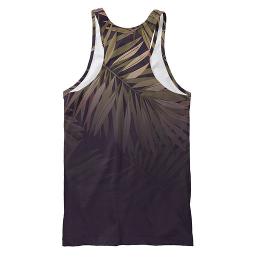 Palm To Fade Tank Top