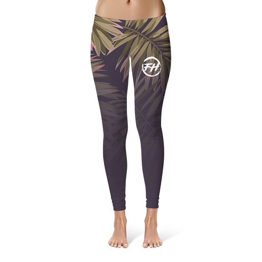 Palm To Fade Leggings