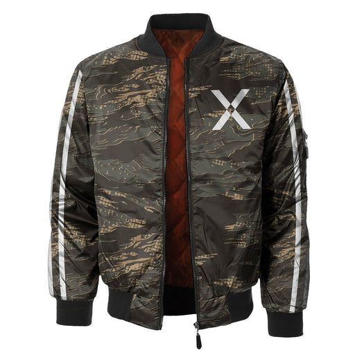Broken X Bomber Jacket