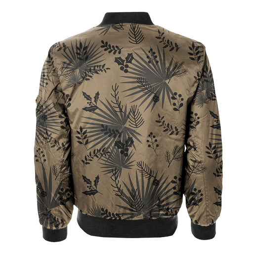 Nature Disguise Bomber Jacket