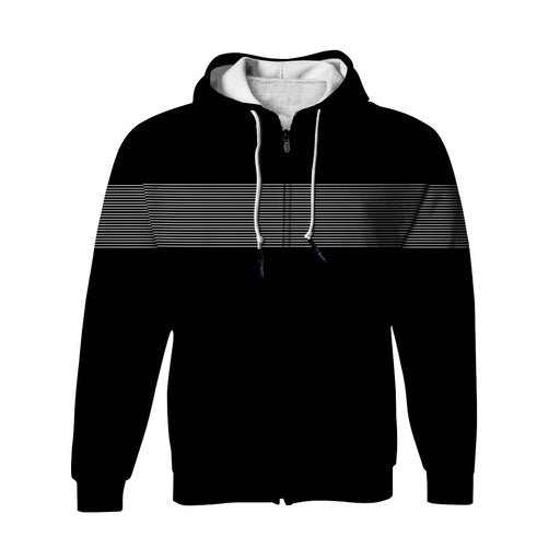 Unkwn Reality Zip Up Hoodie