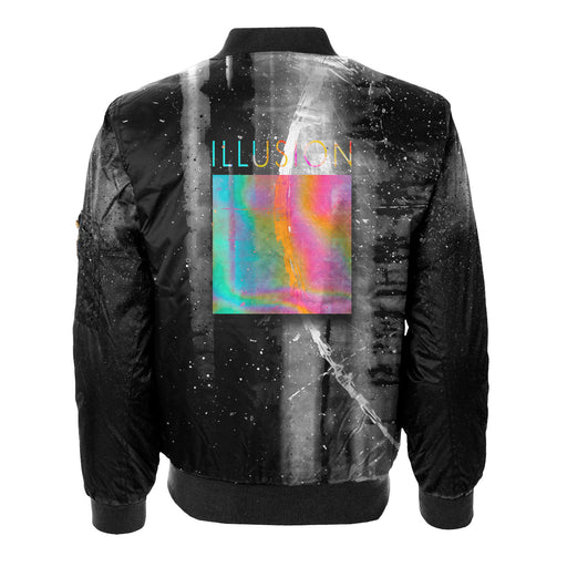 Illusions Bomber Jacket