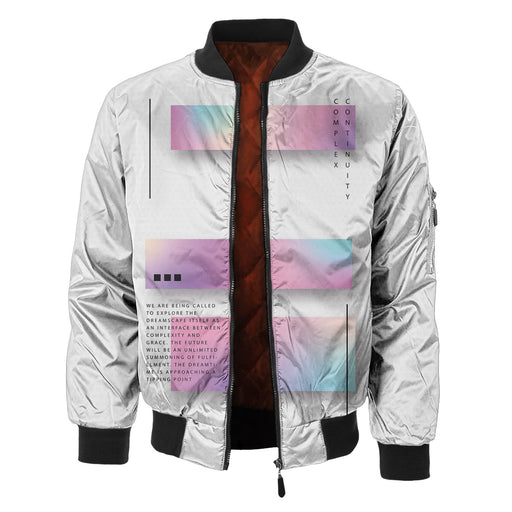 Fresh Explore Bomber Jacket
