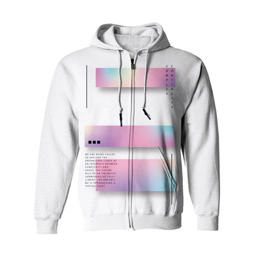 Fresh Explore Zip Up Hoodie