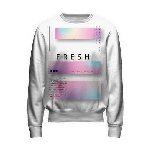Fresh Explore Sweatshirt
