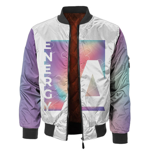 Energy A Bomber Jacket