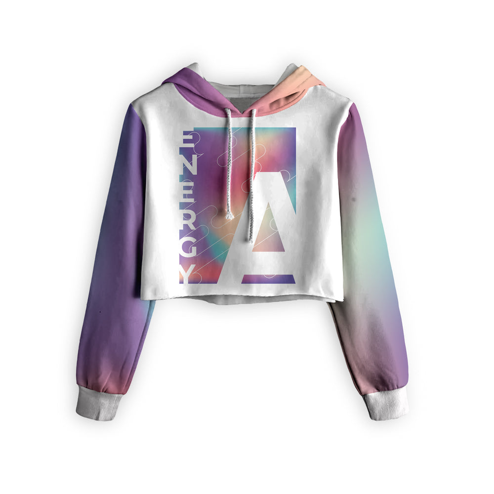 Energy A Cropped Hoodie