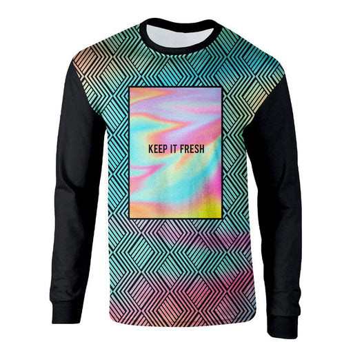 Keep It Fresh Long Sleeve Shirt