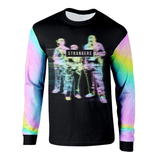 Digital Stranger Long Sleeve Shirt