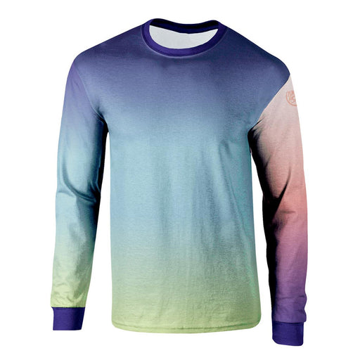 Multi Tone Long Sleeve Shirt