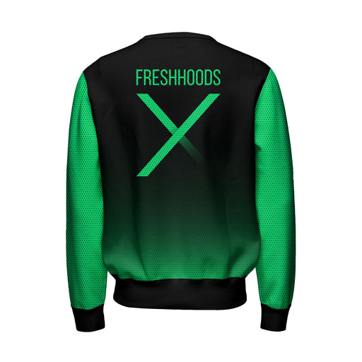 Fresh Neon Green Sweatshirt